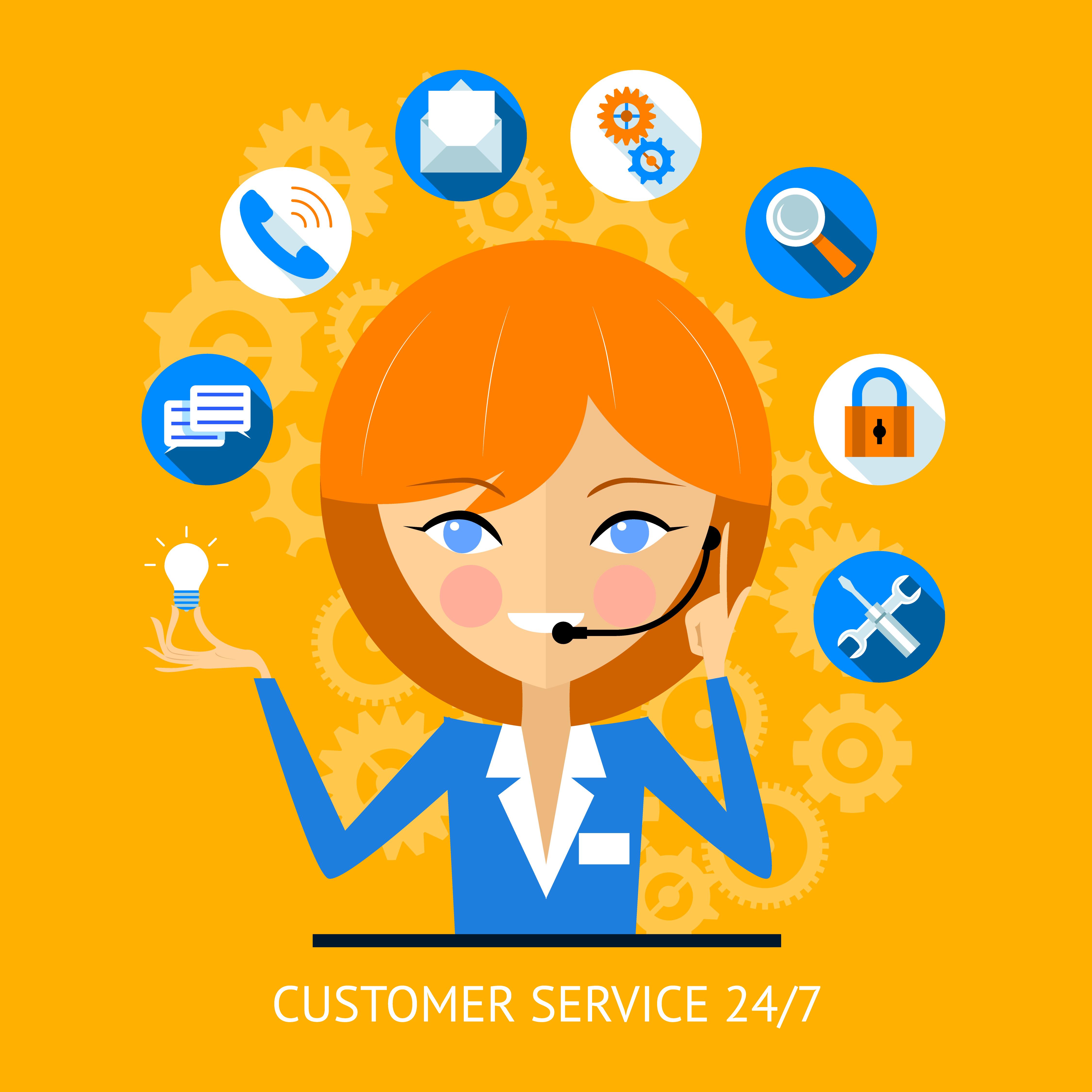 ניהול זמינות במוקד שירות